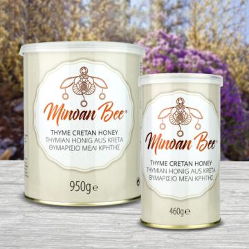 Minoan-Bee_Thyme-Cretan-Honey_Canisters