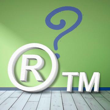 Τι σημαίνει το R μέσα σε κύκλο. Πως χρησιμοποιείται; Τι είναι το σύμβολο TM;